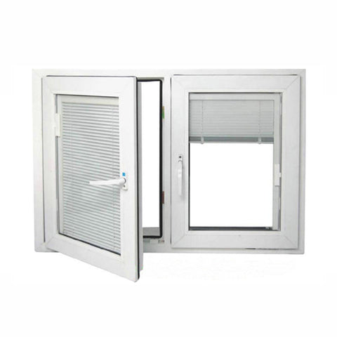 aluminium glass louvers window glass windows for homes adjustable shutters on China WDMA