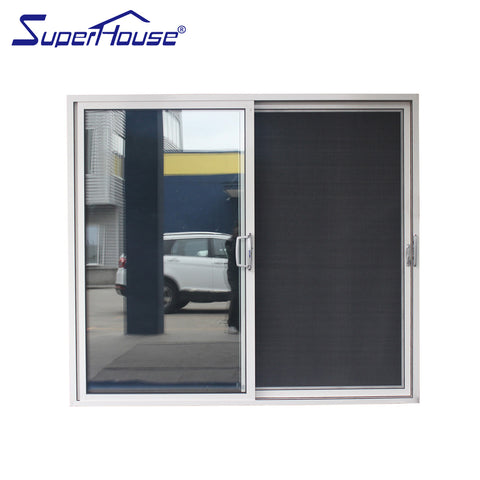 aluminium lmotorized horizontal blinds sliding glass doors low e american sliding barn door on China WDMA