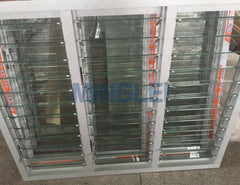 aluminium louvre ventilation jalousie window sizes on China WDMA