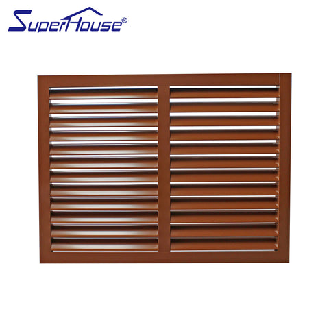 aluminum clad wood window fixed aluminum shutter windows with As2047 &CSA standard made in China on China WDMA