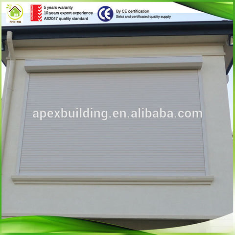 aluminum electric window roller shutter price on China WDMA