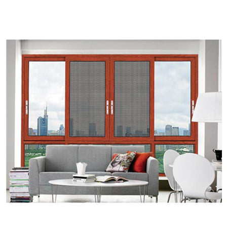aluminum profile sliding windows exterior sliding window sliding window with 4 panels on China WDMA