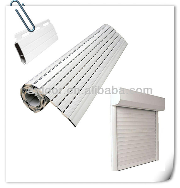 aluminum roll up door and windows shutter on China WDMA