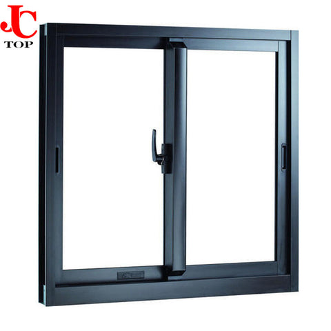 aluminum sliding window price philippines with double glazing glass on China WDMA