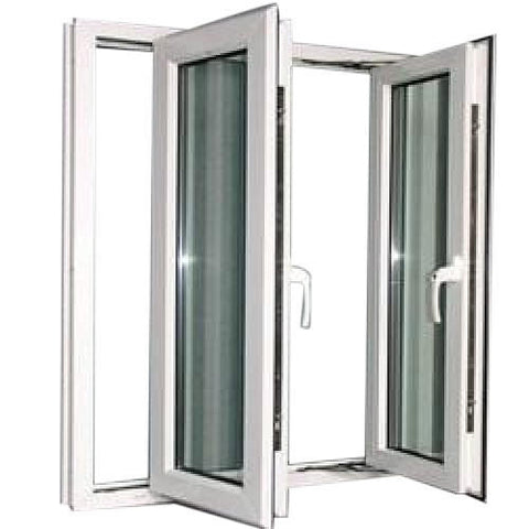 aluminum sliding windows with double glazed glass screen on China WDMA