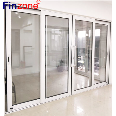 aluminum storefront double swing glass door price on China WDMA
