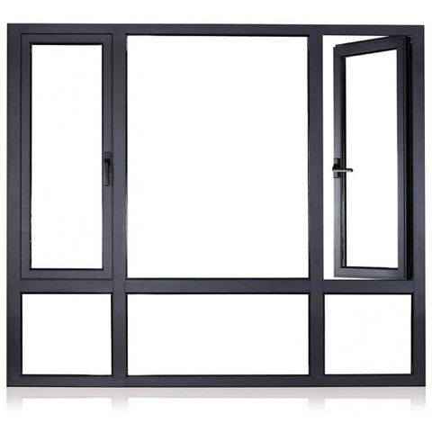aluminum window frame details curved sliding window special glass sliding window lock