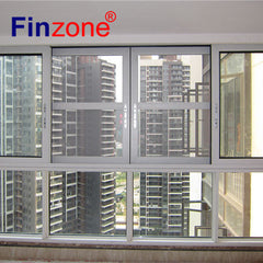 aluminum window frames price south africa bay window aluminum broken bridge aluminum window on China WDMA