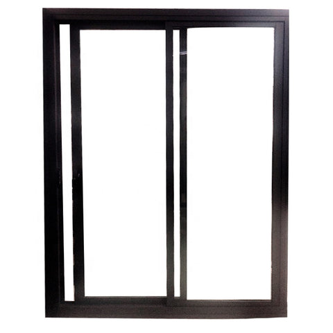 aluminum windows and doors sliding Veranda soundproof interio aluminum sliding door room for bathroom D handle double handle on China WDMA
