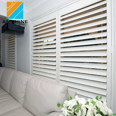 aluminum wing window adjustable louvers adjustable louvres panel on China WDMA
