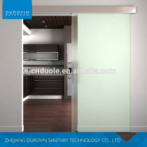 america standard OEM design modern single sliding glass door with good prices on China WDMA on China WDMA