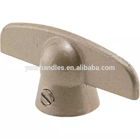 anderson adapter,Aluminum universal jalousie t shape handle, window hardware on China WDMA