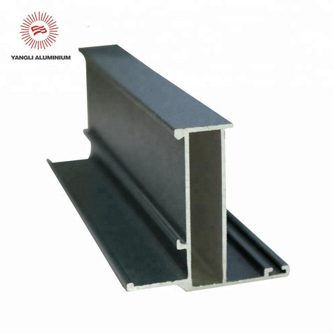 architectural aluminum window profile