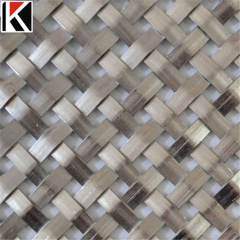 architecture decorative metal chain door curtain stainless steel wire screen mesh on China WDMA