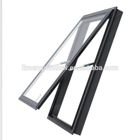 australian standard awning windows aluminum or upvc profile frame for bathing room on China WDMA