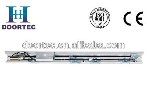 automatic door glass sliding door mechanism on China WDMA
