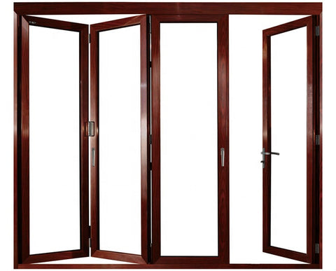 banquet hall aluminum sliding folding door and cheap custom made aluminium interior folding glass doors on China WDMA