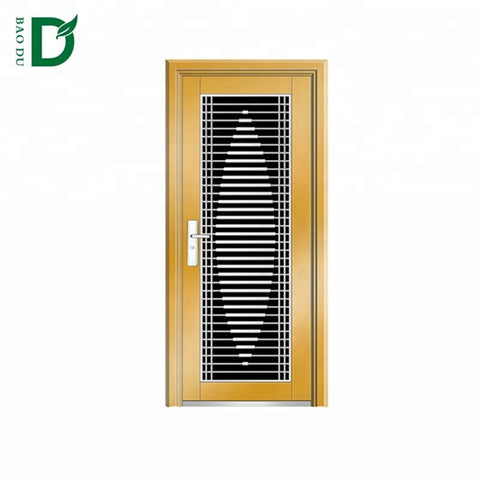best sale stainless steel door design security screen door steel mesh cheap stainless steel doors for sale on China WDMA