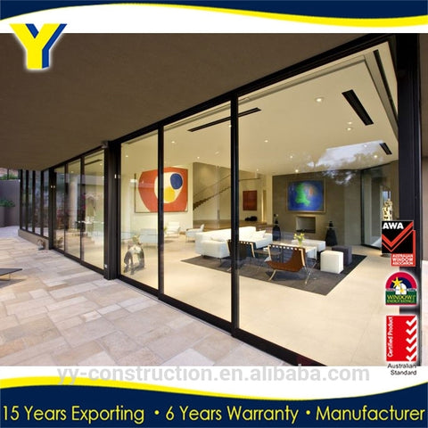 bifold door external / lowes french doors exterior / glass office doors on China WDMA on China WDMA