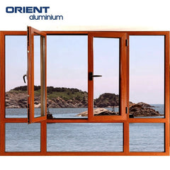cheap aluminium frame casement window for sale with good quality on China WDMA