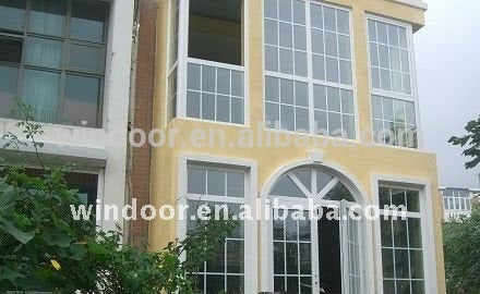 cheap aluminum windows and doors for house with iron window design windows on China WDMA