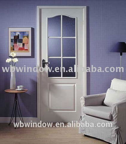 cheap house UPVC open style patio door on China WDMA