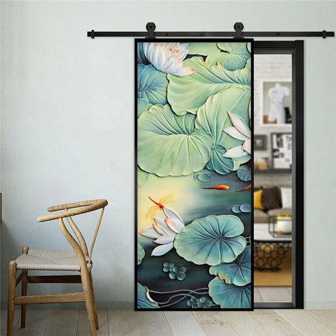 cheap price patio designs aluminum standard size 16 foot prices shoji screen sliding glass doors for sale on China WDMA