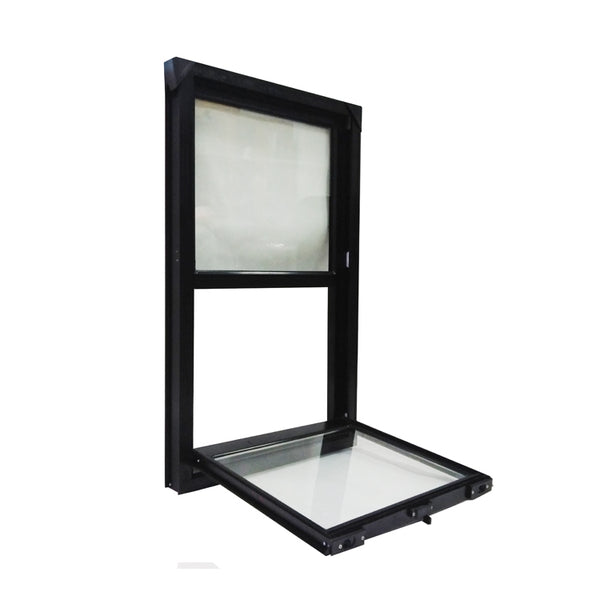 china suppliers vertical sliding window white vinyl double hung windows on China WDMA