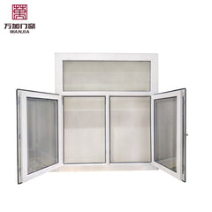 cost-effective pvc french window design on China WDMA