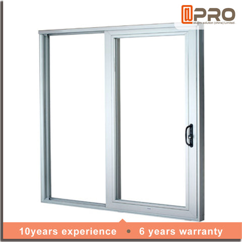 customized size powder coating laminated tempered glass fixed window used commercial aluminium large glass windows In china on China WDMA