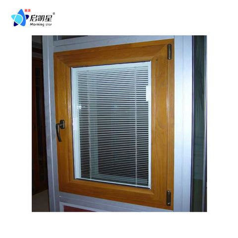 door glass inserts blinds in double glass half glass door blinds on China WDMA