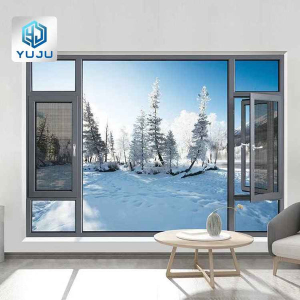 WDMA Best Selling 60x48 Windows - european style aluminium casement windows design custom size 36x36 48x48 aluminum casement window manufacturers