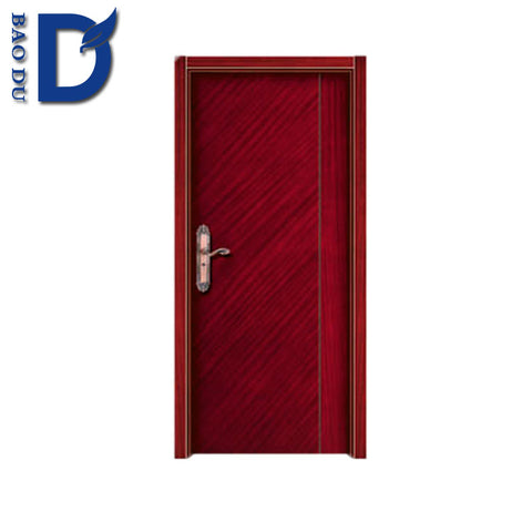 exterior or interior yongkang double doors mahogany solid wooden door with ce and iso certificate on China WDMA