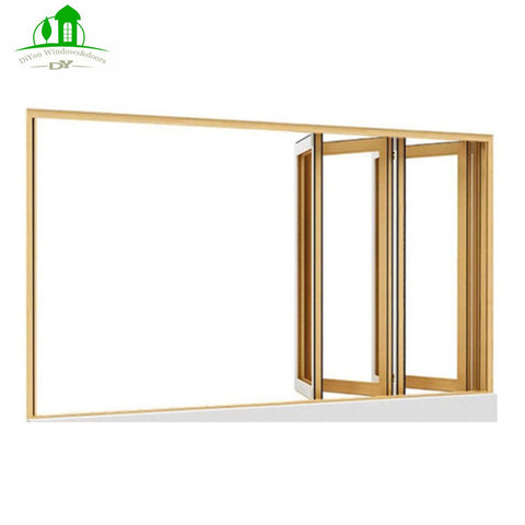fashionable frame folding patio windows from China supplier on China WDMA