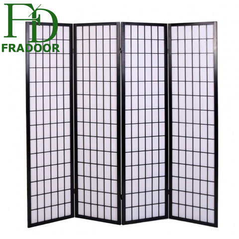 folding open style japanese shoji wooden screen door buy from Chinese supplier on China WDMA