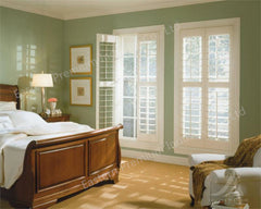 french door wooden indoor window plantation shutters on China WDMA
