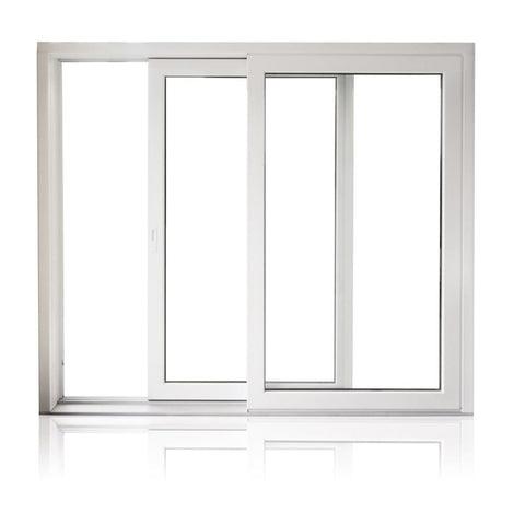 french double tempered glass windows interior veranda aluminum sliding window price in philippines on China WDMA