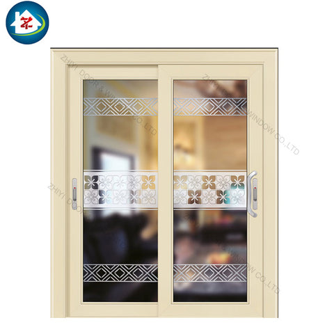 french upvc mosquito netting kitchen sliding door on China WDMA