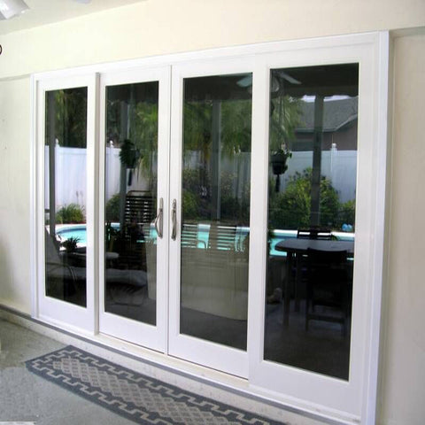gaoming Shopping mall aluminum automatic sliding glass door on China WDMA