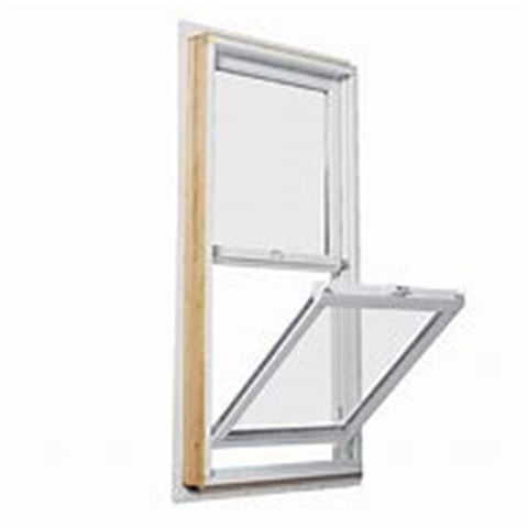 gas filled aluminium double hung windows jalousie window crank on China WDMA
