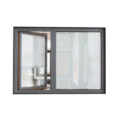 high quality louver frame window aluminum wood windows on China WDMA