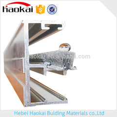 high quality pp door security guard grarge sliding door weather stripping on China WDMA
