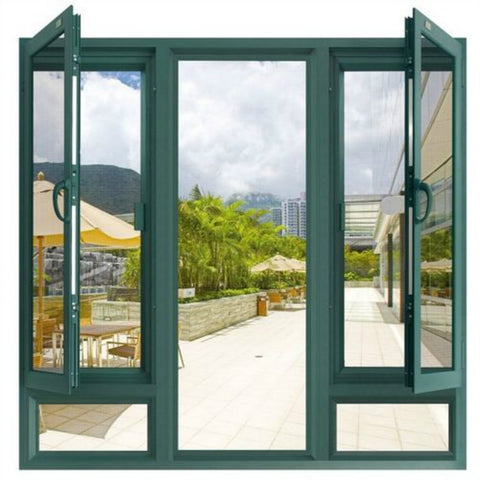 hot selling top guide rod frameless glass doors low cost automatic sliding door on China WDMA