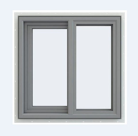 house pvc sliding window with iron grills/aluminum sliding window frame/double glazed sliding window price philippines on China WDMA
