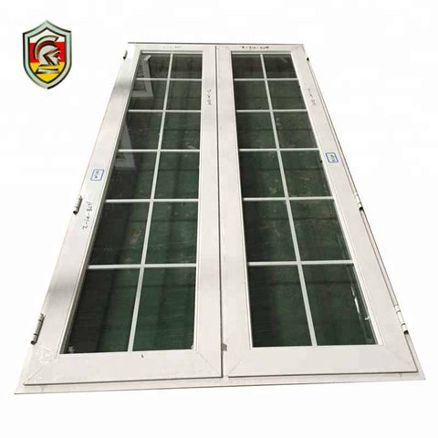 house style soundproof balcony french casement aluminum windows design for philippines on China WDMA