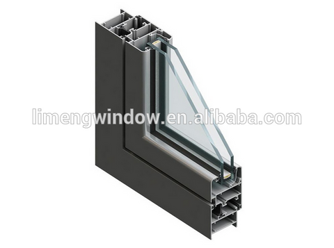 industrial aluminum profile windows and doors on China WDMA