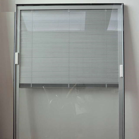 integral blinds for BI folding doors on China WDMA