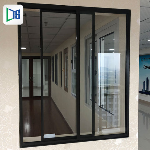 interior aluminium glass single french patio windows doors sliding aluminium door and window company on China WDMA