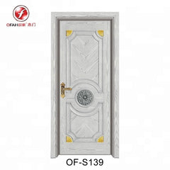 latest design sliding wooden door interior door room solid oak door on China WDMA