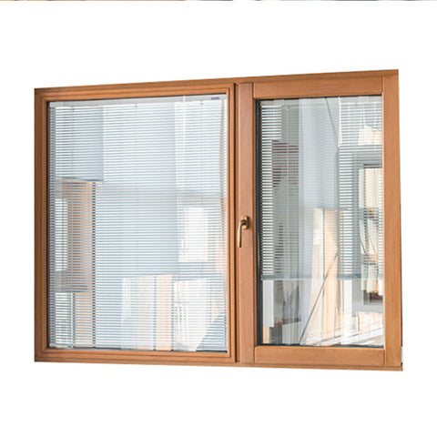 louvered vent panels aluminum wood windows on China WDMA